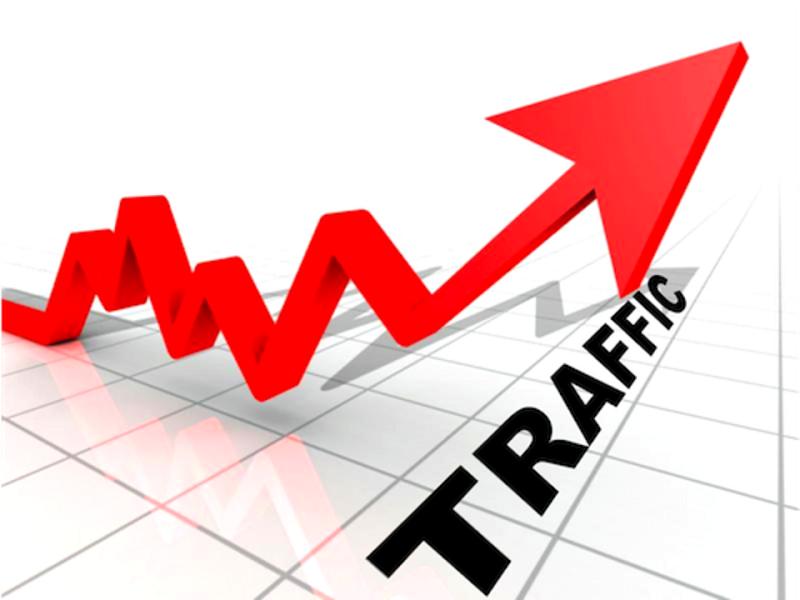 organic traffic generation