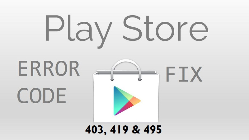 How to fix google play store errors – LTech
