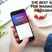 Apps to manage Instagram