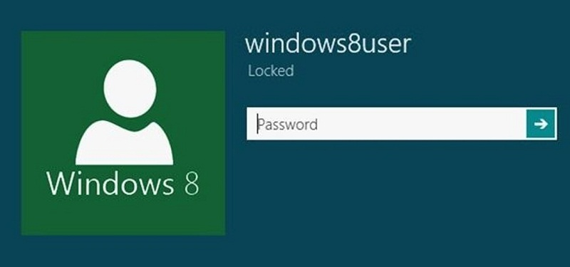 How to access administrator account in windows 8 without password