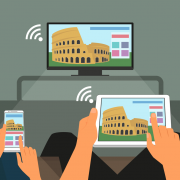 How to connect mobile to tv wireless