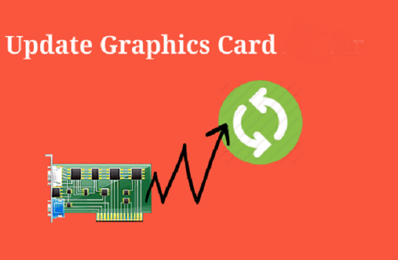 How to update the graphics card