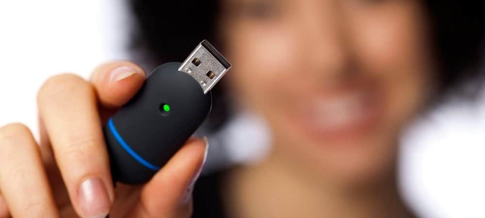 How to Put Password on USB Flash Drive