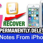 How to recover permanently deleted photos iphone