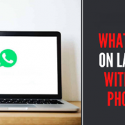 How to use whatsapp without phone on pc