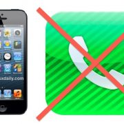 How to stop ipad from receiving calls from iphone?