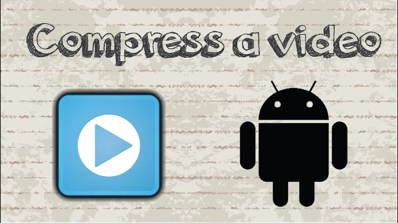 How to compress a video for email
