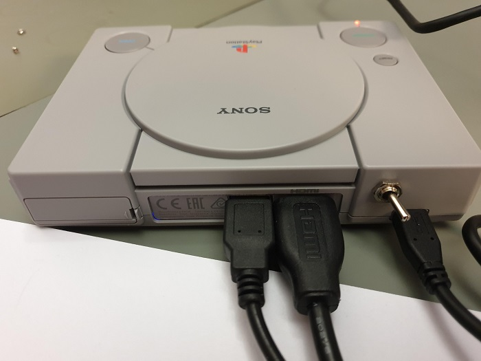 how to mod playstation classic